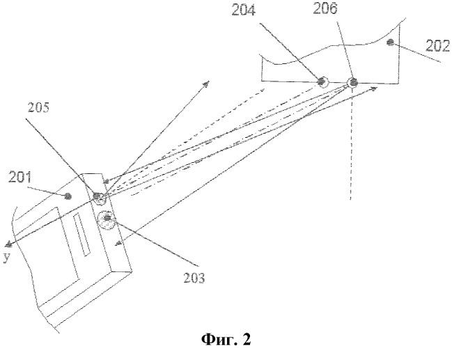 Устройство системы оптической связи с автоматическим сопровождением светового луча на приемнике информации