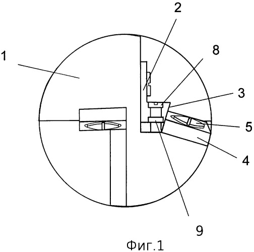 Сверло с устройством регулировки диаметра резания