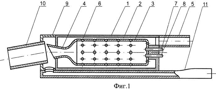 Устройство для термоабразивной очистки внутренней поверхности труб от отложений (варианты)