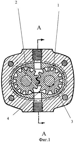Способ обработки деталей шестеренного насоса