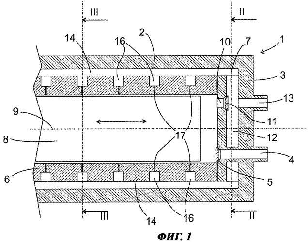 Газовый упорный подшипник и компрессор с упомянутым газовым упорным подшипником