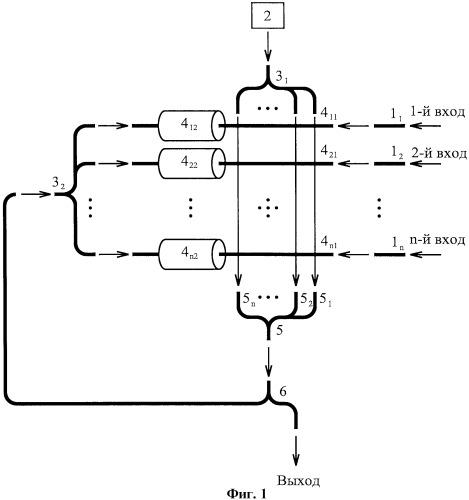 Оптический наноселектор минимального сигнала