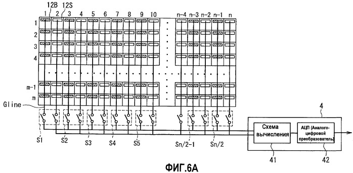 Панель отображения со встроенными оптическими датчиками и устройство отображения на ее основе