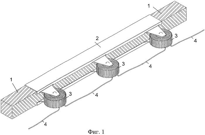 Широкополосная приемная ферритовая антенна сдв-св диапазона
