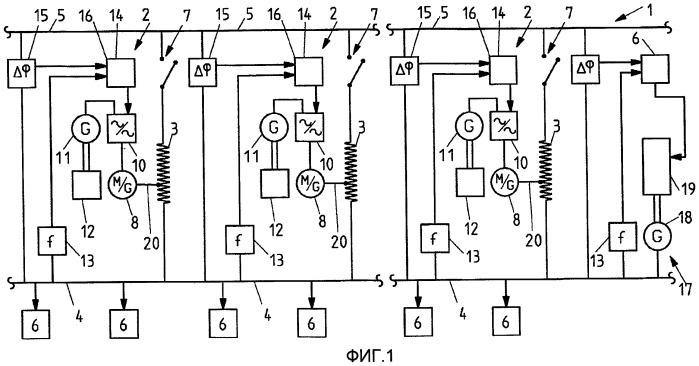 Способ управления параллельно включенными резервными источниками тока и устройство с параллельно включенными резервными источниками тока
