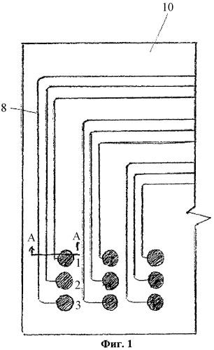 Способ изготовления цепи нейростимуляции и цепь нейростимуляции