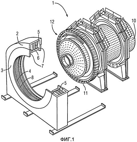 Кольцевой мотор