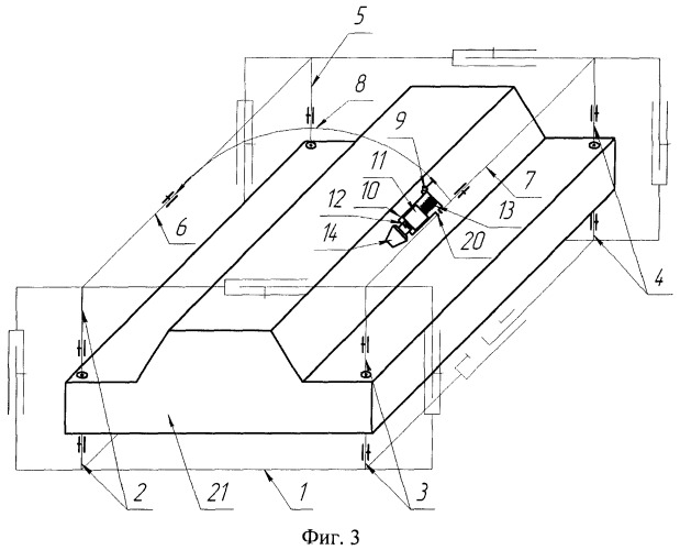 Устройство для компенсации изношенных участков направляющих металлорежущих станков