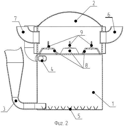 Водометный двигатель