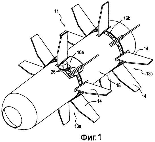 Турбовинтовой двигатель, имеющий воздушный винт, состоящий из лопастей с изменяемым шагом
