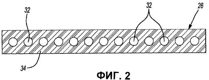 Модуль, содержащий стабилизатор геометрических размеров, и способ его получения