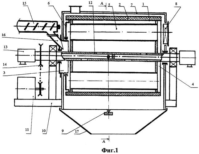 Устройство для получения пористой гранулированной аммиачной селитры и способ получения пористой гранулированной аммиачной селитры