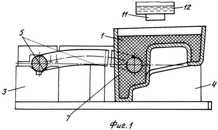Способ формовки электрического изолятора пружинной клеммы рельсовых скреплений