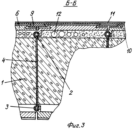 Способ облицовки стен сооружения и устройство для его реализации