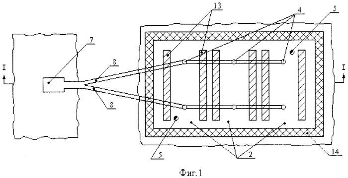 Подземный способ разработки техногенных глубокопогребенных россыпных месторождений криолитозоны