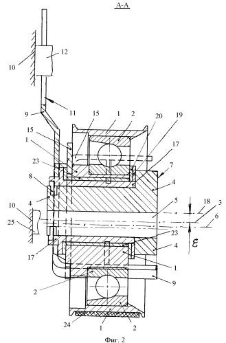 Устройство натяжения ремня привода механизма газораспределения двигателя автомобиля