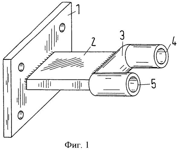 Холодильный элемент для охлаждения огнеупорной футеровки металлургической печи (на постоянном, переменном токе)