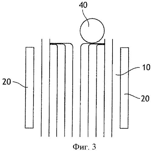 Способ изготовления накопителей электрической энергии и устройство для его осуществления