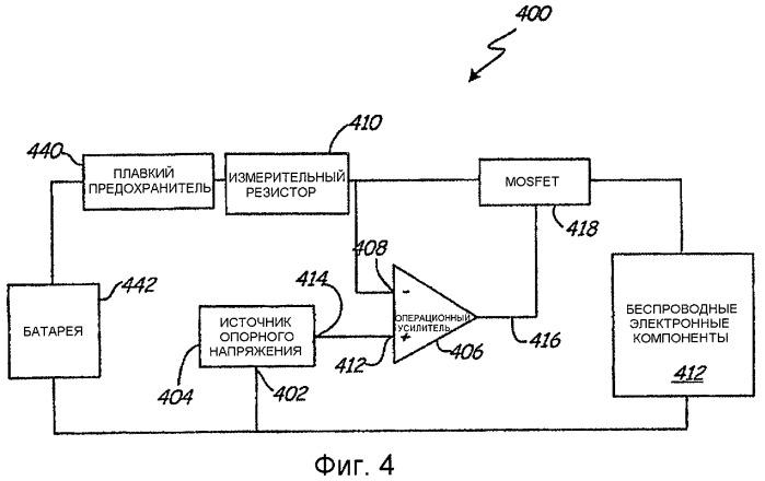 Полевое устройство промышленного процесса с улучшенной сборкой батареи