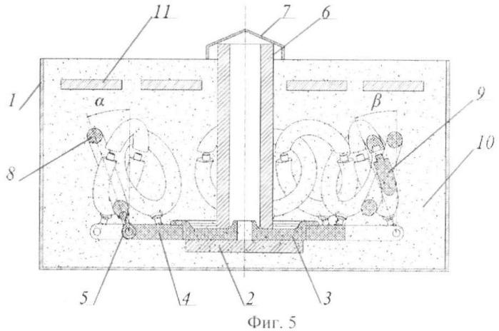Способ литья цепи по газифицируемым моделям