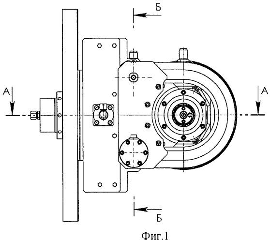 Устройство автоматизированной смены инструмента на зубофрезерном станке