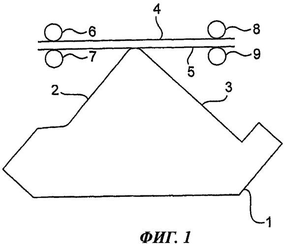 Способ изготовления многослойного компонента