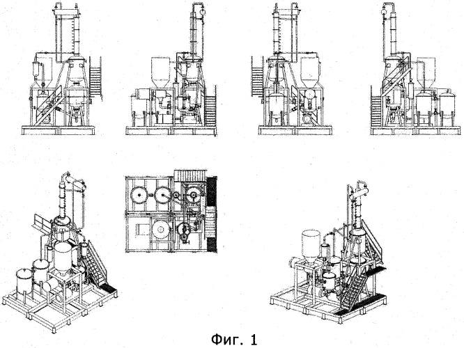 Процесс получения жидких углеводородов путем расщепления молекул углерода и водорода