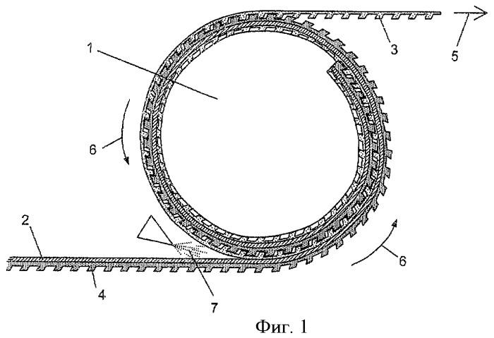 Способ изготовления шторы и способ изготовления комплекта из двух зубчатых ремней