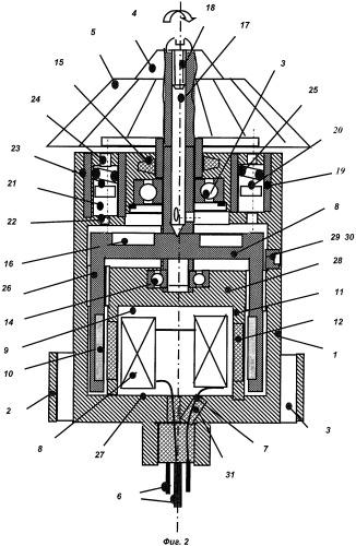 Скважинный генератор