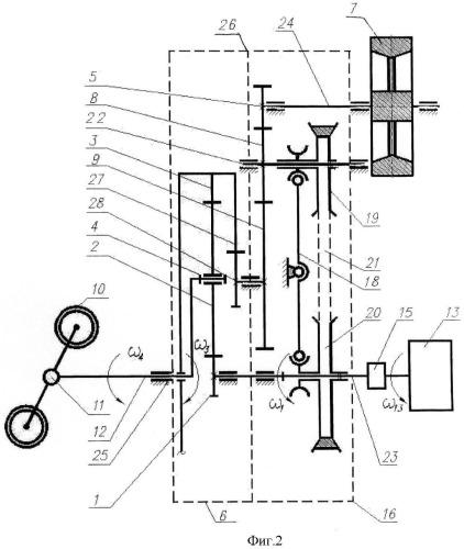 Устройство рекуперации энергии торможения