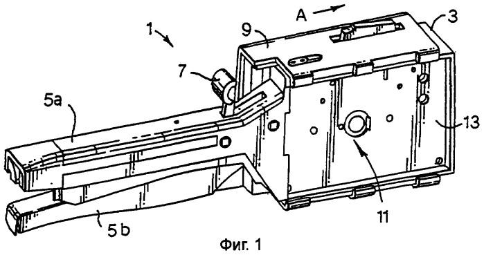 Устройство для ориентированного разделения оптического волокна