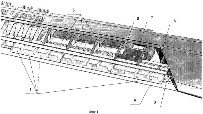Самолетная антенная решетка