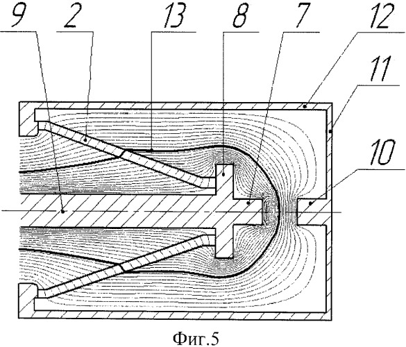 Способ подбора формы электродов высоковольтных разрядников