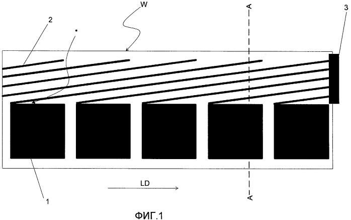 Электрическая сенсорная сеть, система и способ ее изготовления