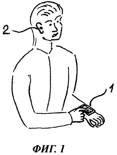 Способ и устройство для беспроводной генерации звука в ушной раковине