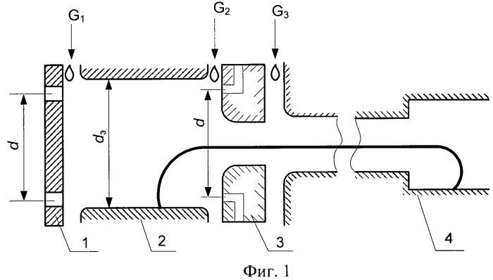 Электродуговой нагреватель газа