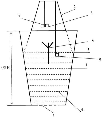 Способ получения рассады стевии и индивидуальный вегетационный контейнер для его осуществления