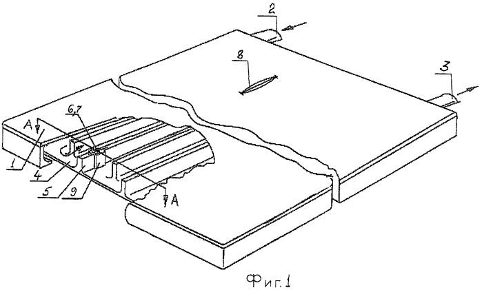 Устройство для индукции гипотермии (варианты)