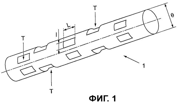 Насадочная структура для колонны для обеспечения контакта текучих сред и способ ее изготовления