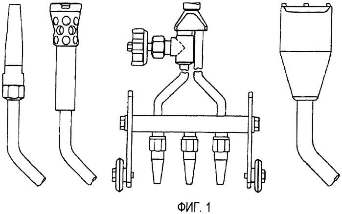 Устройство для газопламенной правки