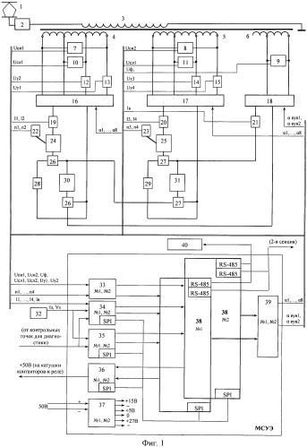 Микропроцессорная система управления электровозом