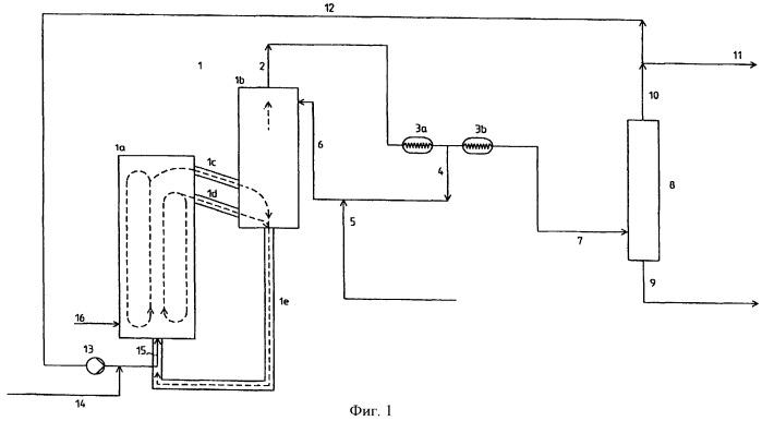Одноступенчатый способ изготовления ацетальдегида из этилена и кислоты