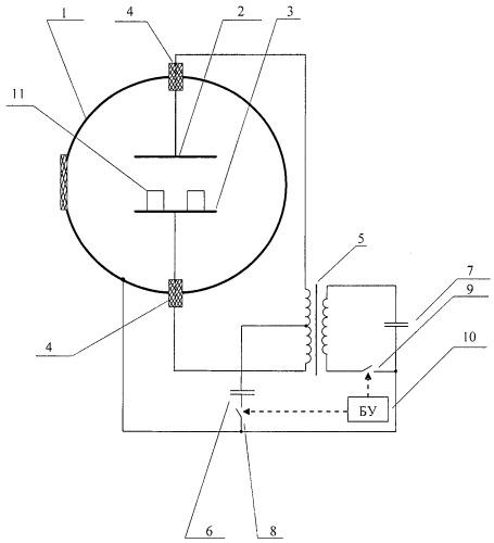 Способ импульсно-периодической ионной обработки металлического изделия и устройство для его осуществления