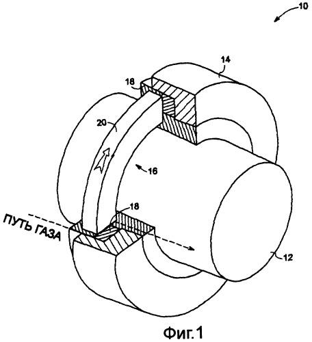 Роторный механизм и способ его эксплуатации