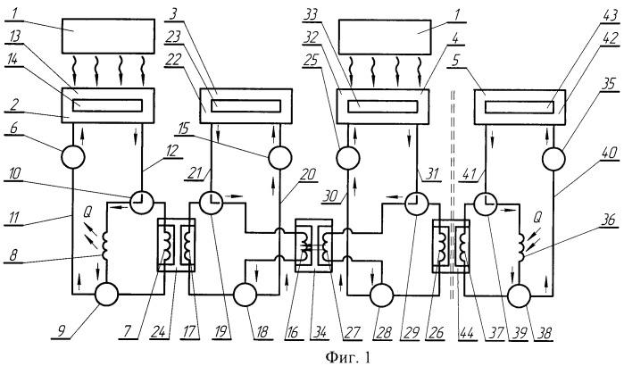 Магнитокалорический рефрижератор