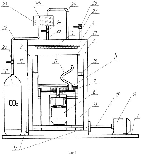 Способ приготовления бездрожжевого теста для выпечки хлебобулочных изделий и тестомес для его осуществления