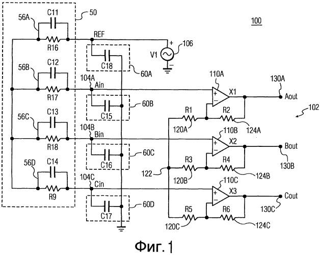 Система измерения качества контакта экг-электродов