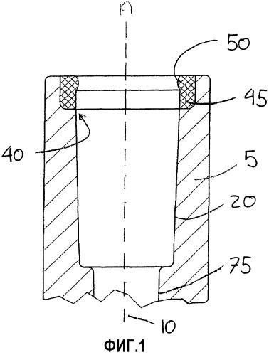 Соединительная деталь для соединения со стандартным соединителем люэра или запирающим соединителем люэр-лок