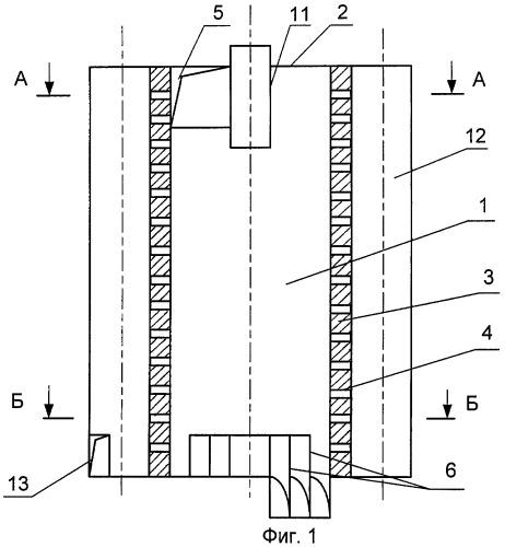 Гидроциклон-флотатор