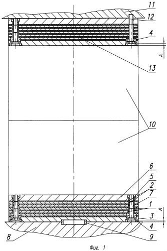 Теплоизоляционная подушка для штампов
